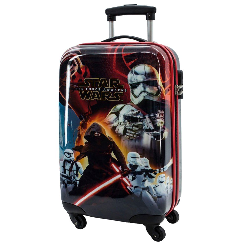petite valise coque rigide star wars noire. Black Bedroom Furniture Sets. Home Design Ideas