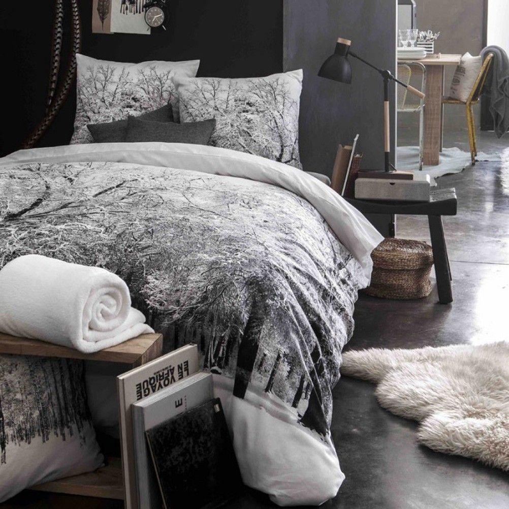 parure de lit for t 220 x 240 cm. Black Bedroom Furniture Sets. Home Design Ideas