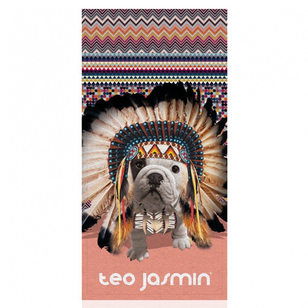 serviette de bain t o jasmin apache. Black Bedroom Furniture Sets. Home Design Ideas