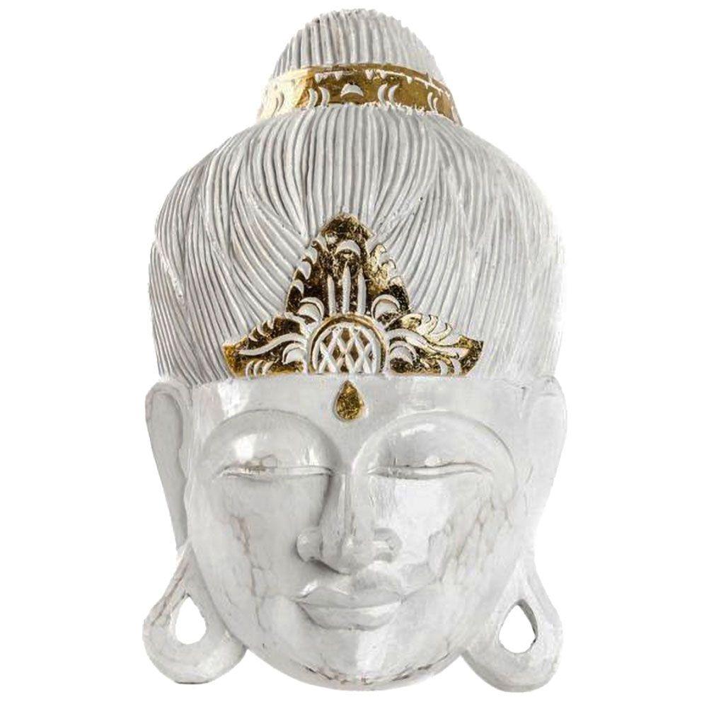 D coration murale en bois sculpt bouddha for Decoration murale en bois