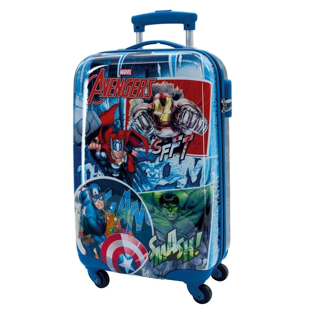 petite valise coque rigide avengers. Black Bedroom Furniture Sets. Home Design Ideas