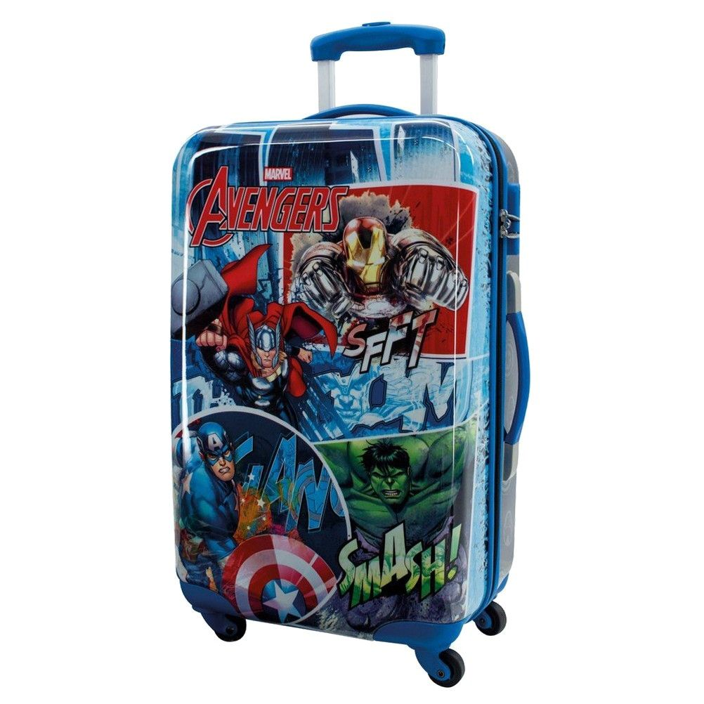 grande valise coque rigide avengers. Black Bedroom Furniture Sets. Home Design Ideas