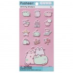 Feuille de 13 mini-autocollants Pusheen