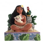 Statuette de collection Vaiana Disney