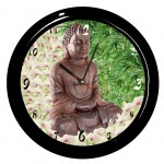 Pendule ronde Bouddha Cbkreation