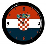 Pendule ronde Croatie Cbkreation