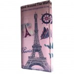 Compagnon Tour Eiffel Rose Paris