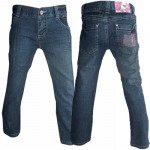 Pantalon en jean Hello Kitty