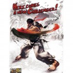 Poster Street Fighter 52 x 38 cm