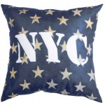 Coussin NYC marine
