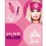 Couverture polaire rose Barbie
