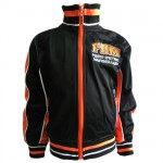 Veste FDM Orange et noir