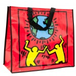 Sac pour les courses Planet Keith Haring