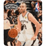 Couverture en polaire Tony Parker