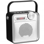 Radio transportable et rechargeable