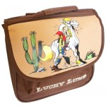 Petit cartable Lucky Luke