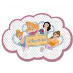 Set de table Disney Princesses