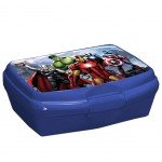 Lunch box en pvc Avengers