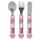 Set de 3 couverts Princesse Sofia