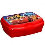 Lunch box en pvc Cars