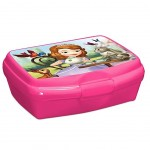 Lunch box en pvc Princesse Sofia