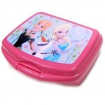 Lunch box en pvc Frozen Elsa et Anna