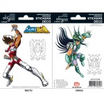 Petits Stickers Saint Seiya