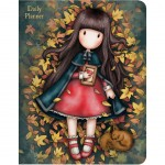 Planificateur annuel Gorjuss Autumn Leaves