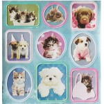 Mini stickers Animaux