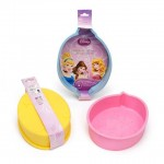 Moule silicone Belle - MODELE JAUNE