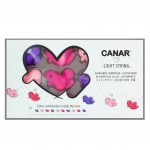 Guirlande lumineuse Collection Canar modèle Girly