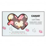 Guirlande lumineuse Collection Canar modèle Soft Pink