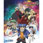 Couverture polaire Beyblade