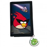 Portefeuille Angry Birds