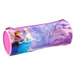 Trousse ronde rose Frozen
