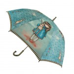 Grand Parapluie Gorjuss Hush Little Bunny