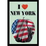Miroir New York Apple USA