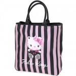 Sac shopper Hello Kitty rayé by Camomilla