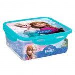 Lunch box en pvc La Reine des Neiges