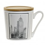Mug avec infuseur The Penobscot Building