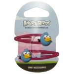 2 pinces clic clac Angry Birds