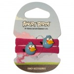 2 élastiques mousse Angry Birds