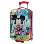 Valise trolley coque rigide Mickey