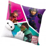 Coussin carré Big Hero 6