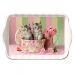 Cats in Box - Mini plateau rectangulaire