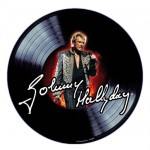 Tapis de souris album Johnny Hallyday